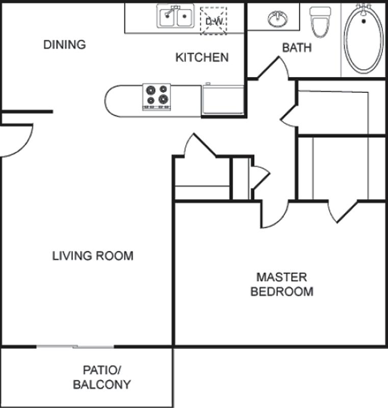 Royal Crest Apartments: (903) 581-6292